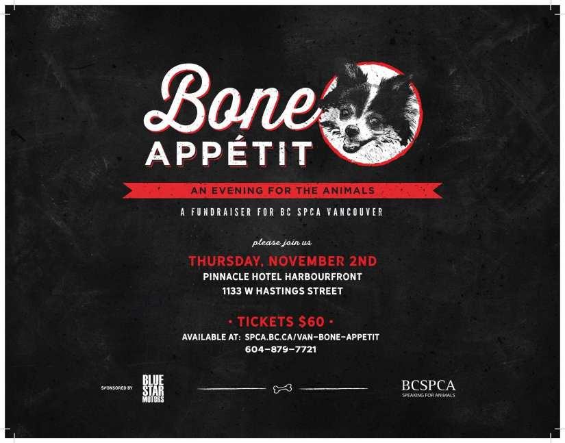 Bone Appetite 2017