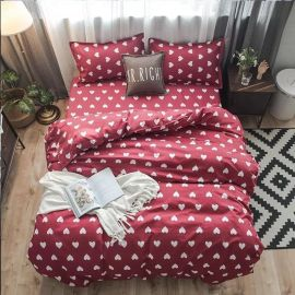 Mr Valentine Bedding Set
