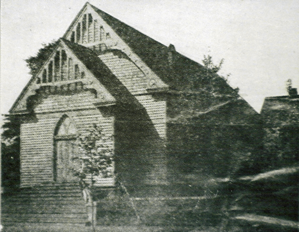 Second church building