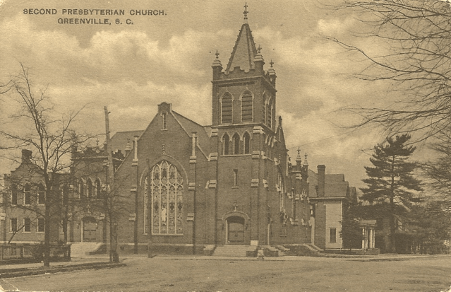 Second Presbyterian Current Church Building