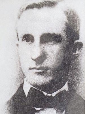 Rev. Flournoy Shepperson