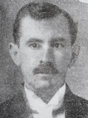 Rev. George Gregg Mayes