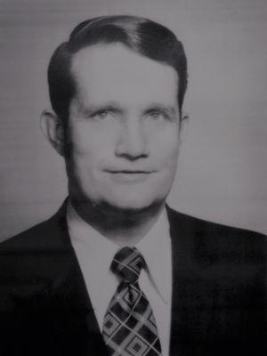 Rev. Gordon Kenworthy Reed