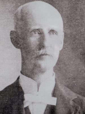 Rev. Samuel Rhea Preston
