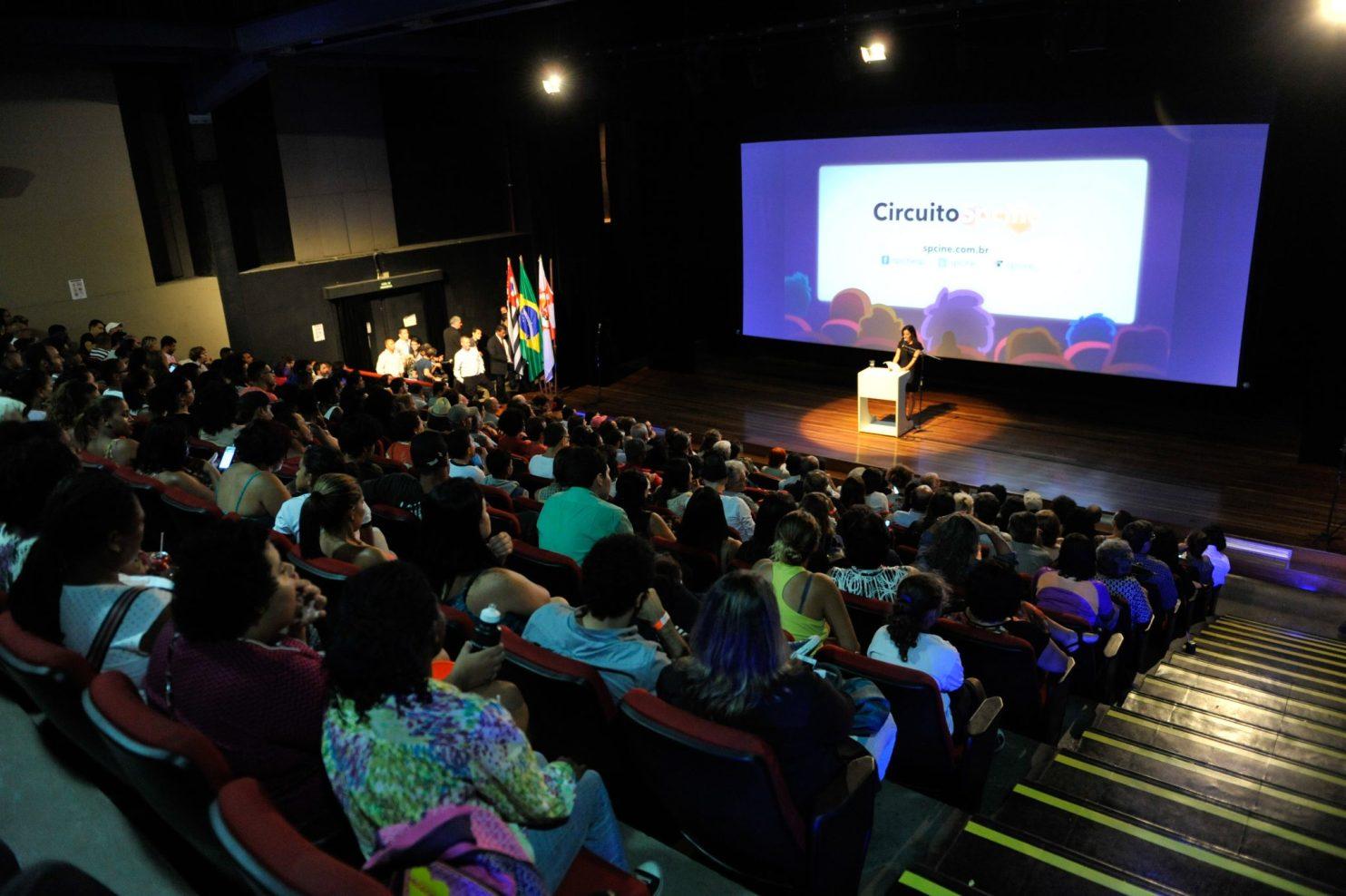 Circuito Sp Cine : Circuito spcine inaugura ª sala em centro cultural da