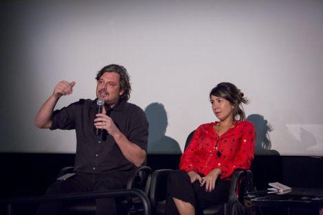 Fabio Gullane (Gullane Entretenimento) e Silvia Cruz (Vitrine Filmes)