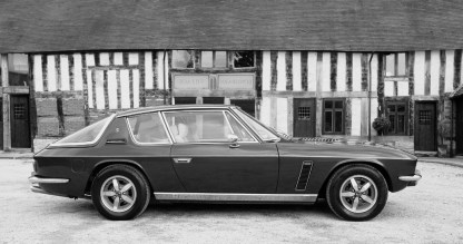 1966 Jensen Interceptor
