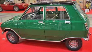 Simca 936 Prototype - Image : guide-automobiles-anciennes.com