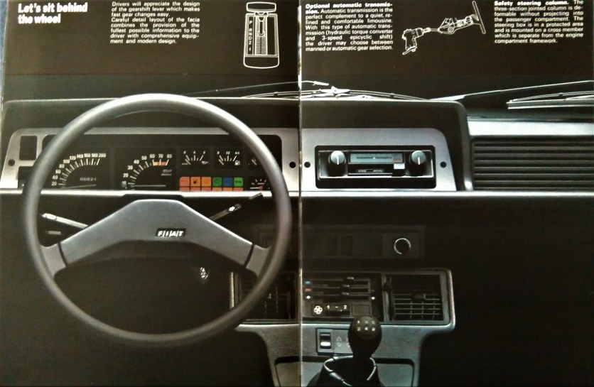 1977 Fiat 132-080