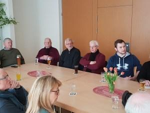 Impressionen vom politischen Frühschoppen mit Thorsten Schäfer Gümbel