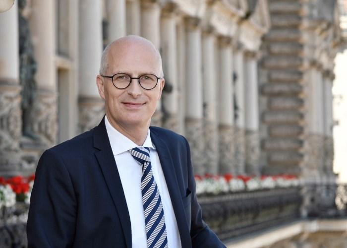 Foto Dr. Peter Tschentscher (Ronald Sawatzki / Senatskanzlei Hamburg)