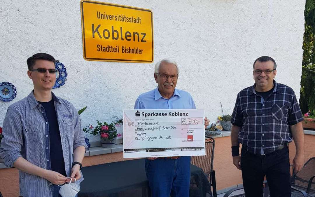 """SPD unterstützt Ortsvorsteher im """"Kampf gegen Armut"""": Ergebnis der Osterspenden-Umfrage"""