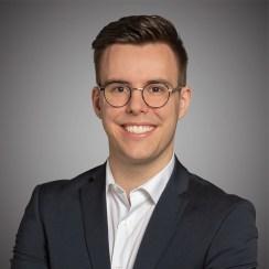 Niko Gernitz, SPD-Fraktionsvorsitzender
