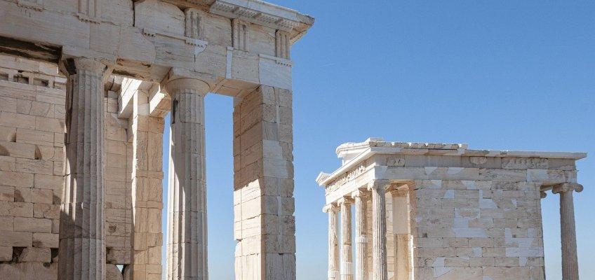 parthenon, monument, temple