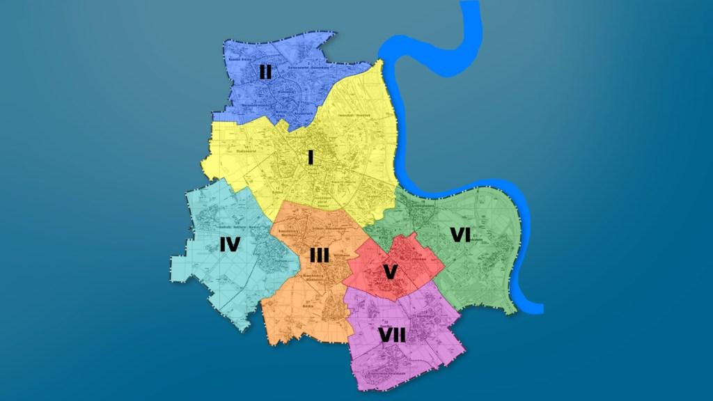 Bezirksausschüsse für ganz Neuss