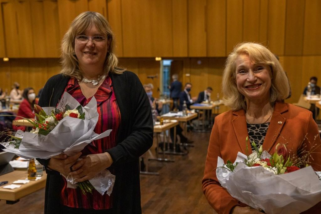Stadtspitze - Stellvertretende Bürgermeisterinnen
