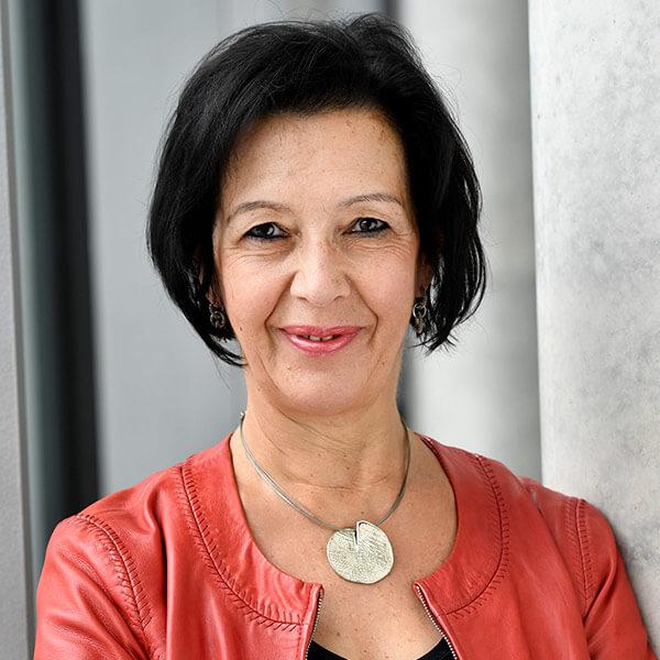 Stadtverband-Vorsitzende Angelika Glöckner
