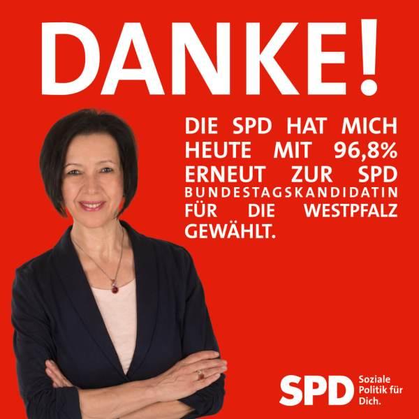 Bundestagsabgeordnete Angelika Glöckner