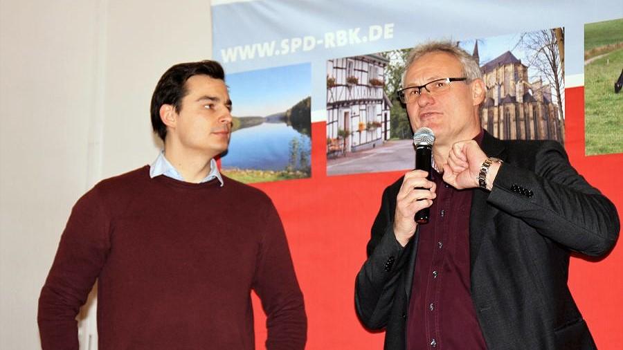 SPD Rheinberg diskutiert Sondierungsgespräche