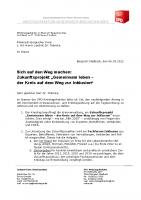 Inklusion – Zielplanung ab 2014