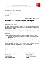 Buslinie 422 bis Immekeppel verlängern