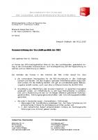 Neuausrichtung der Geschäftspolitik der RBS