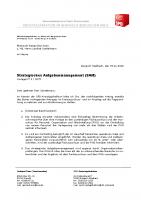 Strategisches Aufgabenmanagement (SAM)