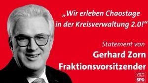 Chaostage im Kreishaus 2.0