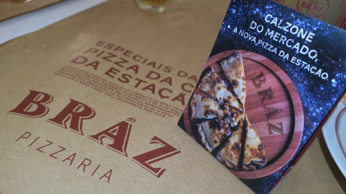 Novidades no cardápio da Bráz Pizzaria
