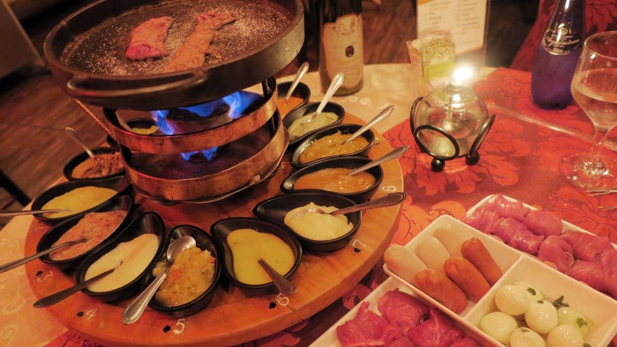 Para noites frias: Hannover e o cardápio exclusivo de fondues
