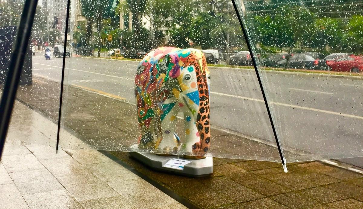 """Elephant Parade SP 2017, os """"elefantinhos"""" na terra da garoa"""