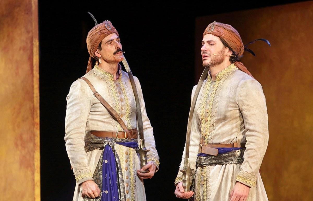 """5 motivos para ver """"Os Guardas do Taj"""" com Reynaldo Gianecchini e Ricardo Tozzi"""