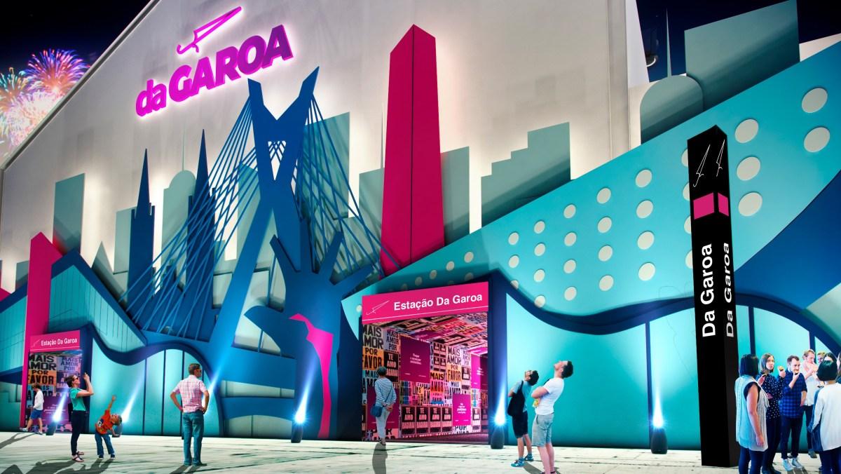 Camarote Da Garoa, o 1º temático sobre a cidade estreia no Carnaval 2018