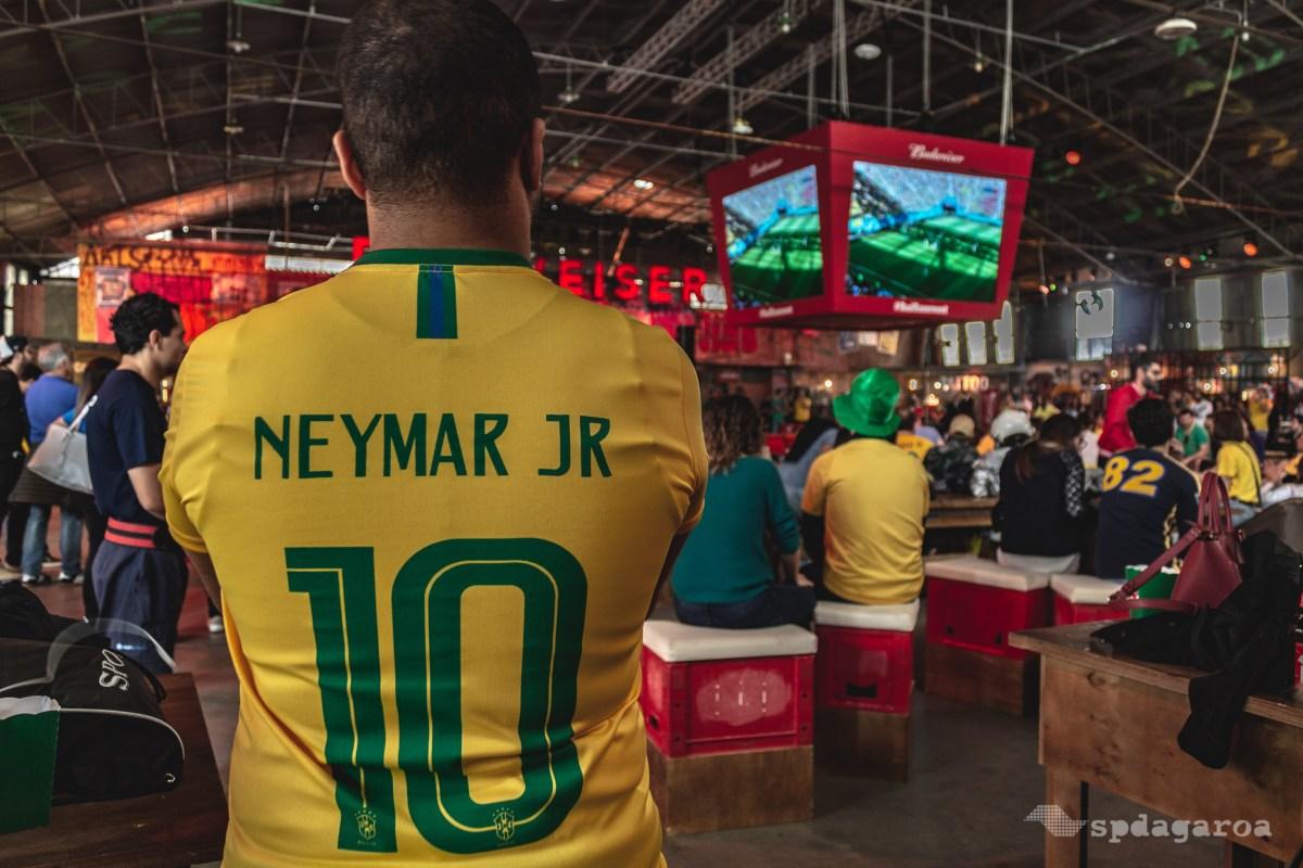 Melhores Momentos no Budweiser Basement na Copa do Mundo da FIFA 2018
