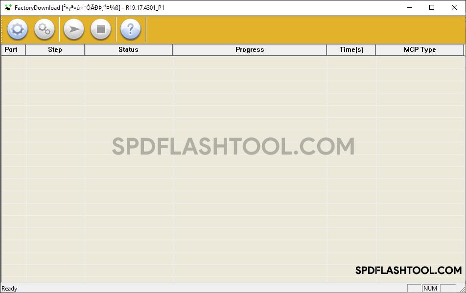 SPD Factory Tool R19.17.4301