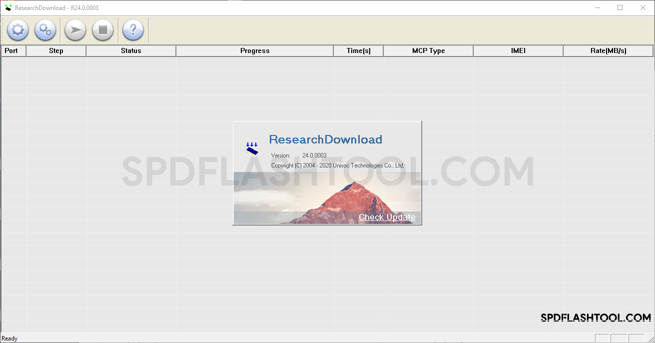 SPD Research Tool R24.0.0003