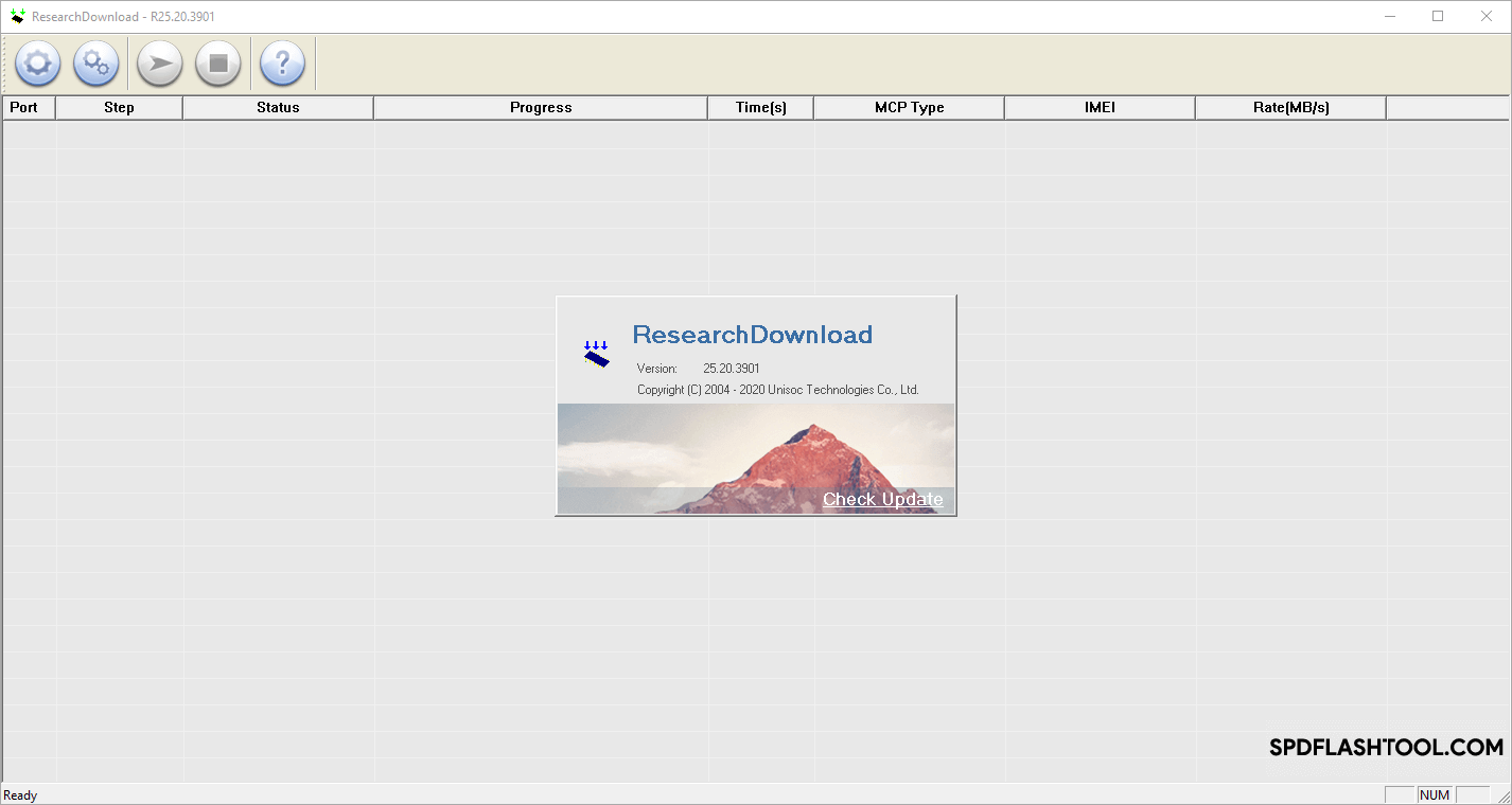 SPD Research Tool R25.20.3901