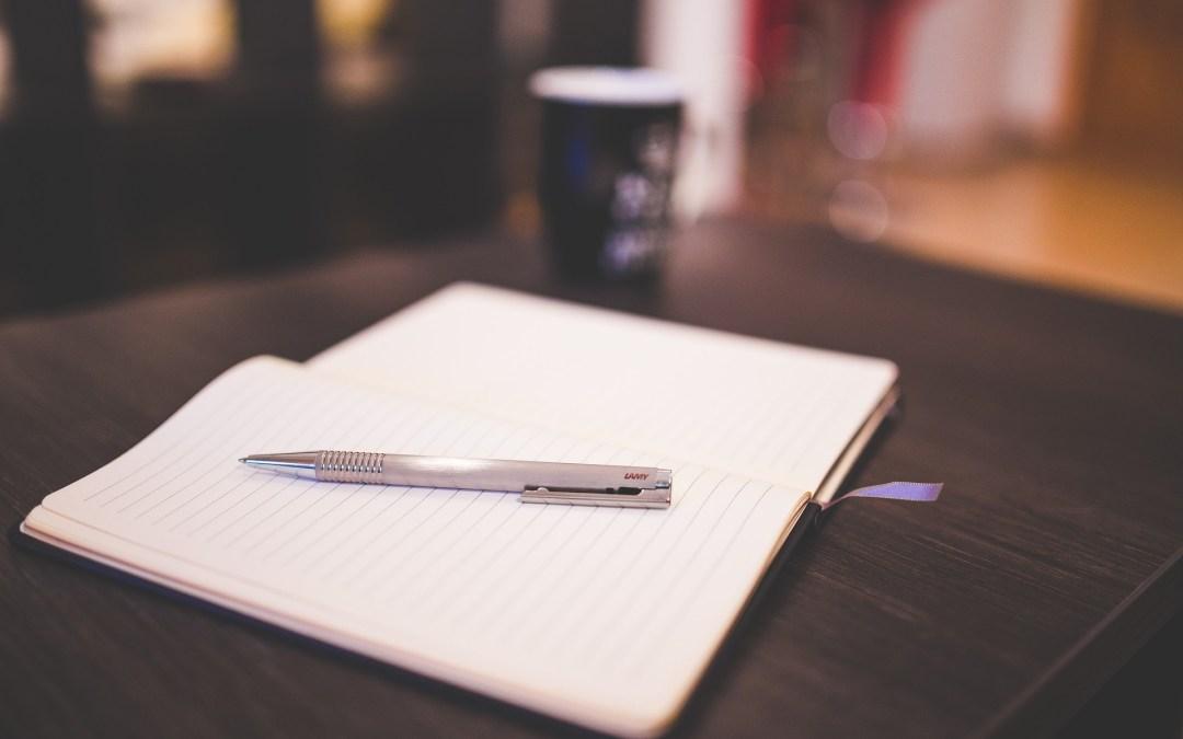Outlining a Novel I