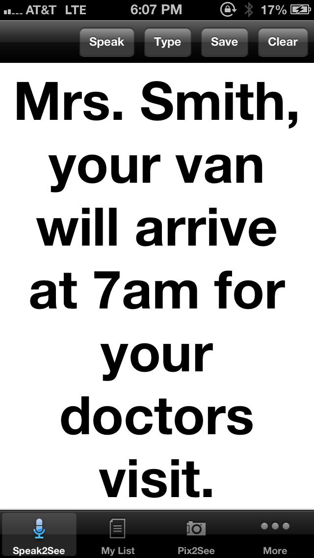 Anticipate Change, Verify your Patients Comprehension of a