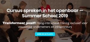 Public Speaking Course 2019