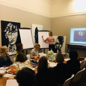 In-company public speaking training: our offering