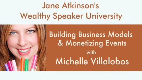 Building Business Models & Monetizing Events with Michelle Villalobos