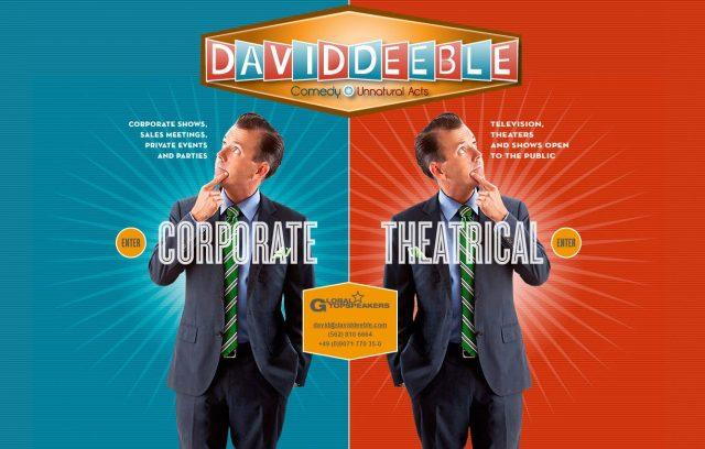 david deeble speaker website