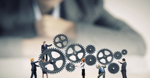 setting up systems processes and marketing