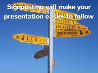 PowerPoint slide design – adding elegance