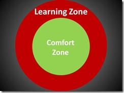 Comfort zone simple