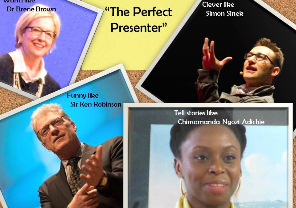 The Myth of the Perfect Presenter
