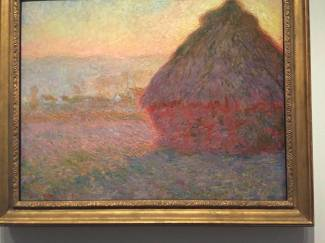 Haystacks, Claude Monet