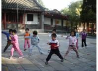 Children in Beijing, China