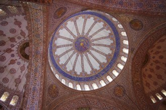 The Blue Mosque in Istaanbul
